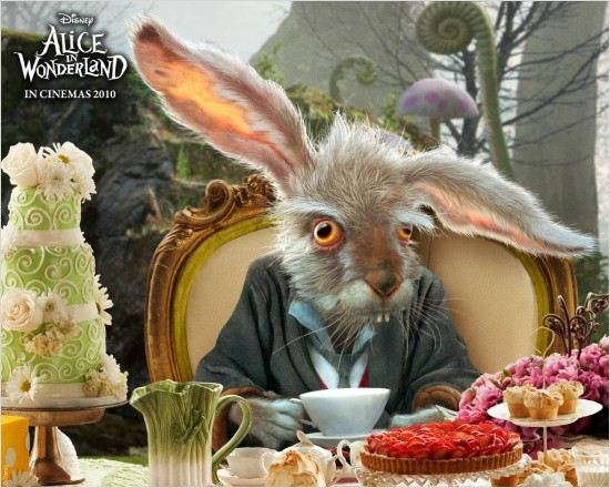 Alice au Pays des Merveilles : photo Tim Burton