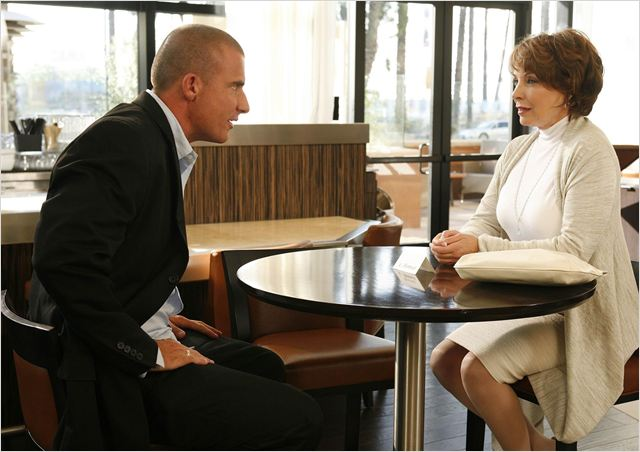 Prison Break : photo Dominic Purcell, Kathleen Quinlan