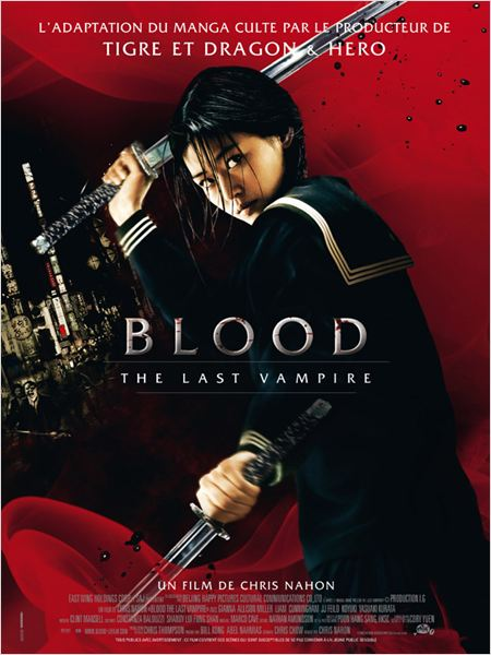 Blood: The Last Vampire | TRUEFRENCH MP4 | DVDRiP | MULTI