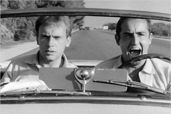Le Fanfaron : Photo Dino Risi, Jean-Louis Trintignant, Vittorio Gassman