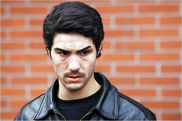 Un prophète : photo Tahar Rahim