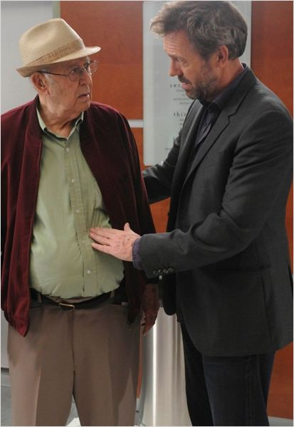 Dr House : Photo Hugh Laurie, Rob Reiner