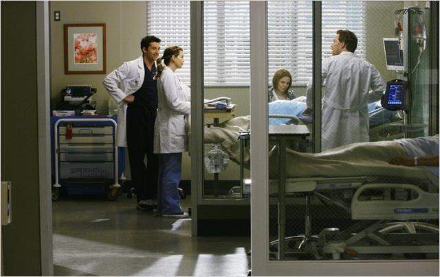 Grey's Anatomy : Photo Ellen Pompeo, Kevin McKidd, Patrick Dempsey