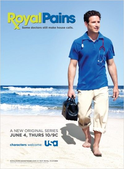 Royal Pains saison 1