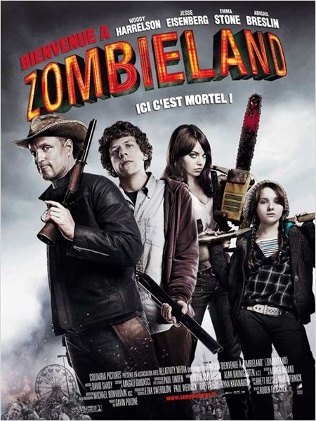 Bienvenue à Zombieland (1CD) [TRUEFRENCH] [DVDRIP] [MULTI]
