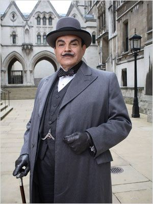 Hercule Poirot SAISONS 1 à 13 FRENCH