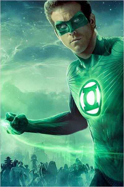 Green Lantern : photo Martin Campbell, Ryan Reynolds