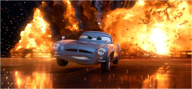 Cars 2 : Photo Brad Lewis, John Lasseter