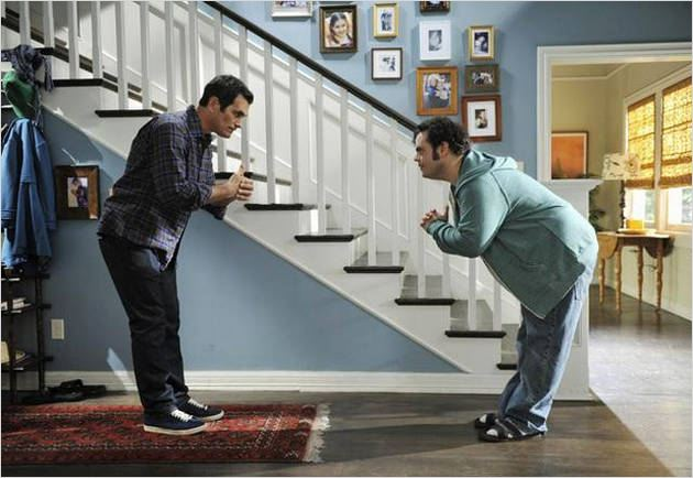 Photo Josh Gad, Ty Burrell