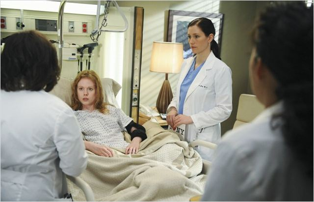 Grey's Anatomy : photo Chandra Wilson, Chyler Leigh, Sandra Oh, Zoe Boyle