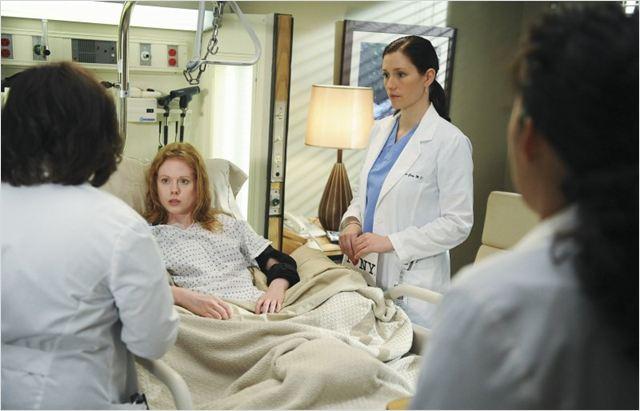 Grey's Anatomy : Photo Chandra Wilson, Chyler Leigh, Sandra Oh, Zoe Boyle