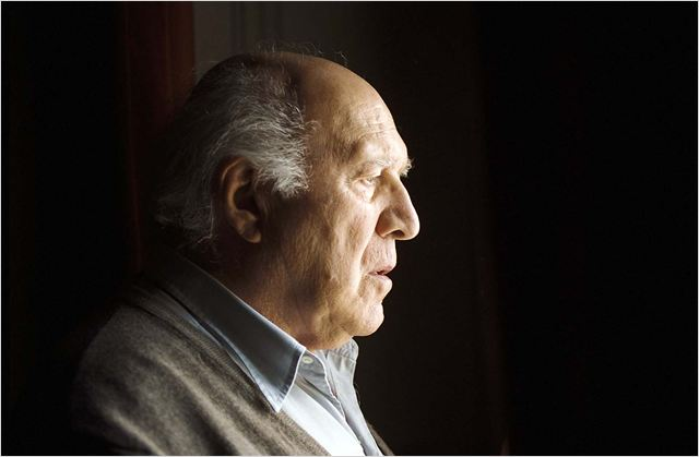 Le Bel âge : photo Laurent Perreau, Michel Piccoli