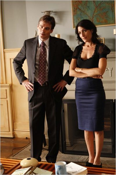Dr House : photo Lisa Edelstein, Robert Sean Leonard