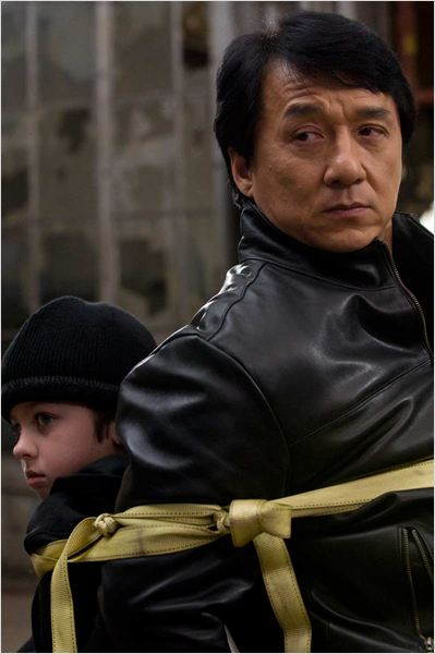 Kung Fu Nanny : photo Brian Levant, Jackie Chan, Will Shadley