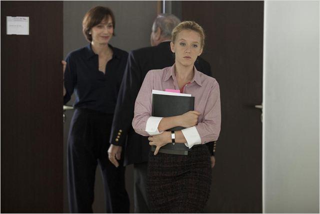 Crime d'amour : photo Alain Corneau, Kristin Scott Thomas, Ludivine Sagnier