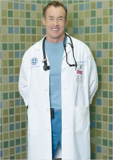 Scrubs : photo John C. McGinley