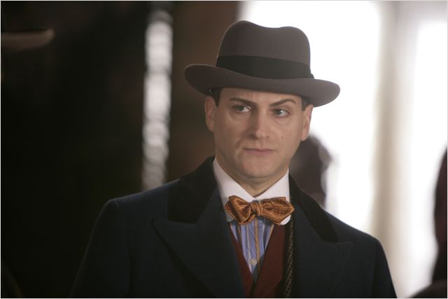 Boardwalk Empire : photo Michael Stuhlbarg