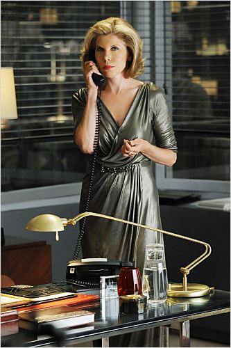 The Good Wife : photo Christine Baranski