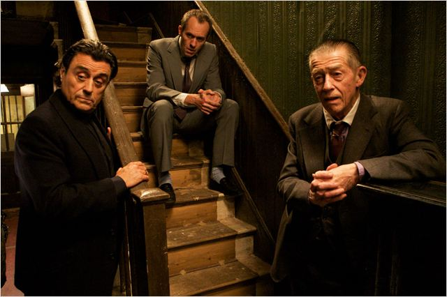 44 Inch Chest : photo Ian McShane, John Hurt, Malcolm Venville, Stephen Dillane