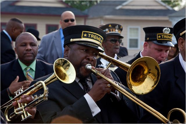 Treme : photo Wendell Pierce