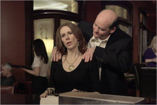 The Office (US) : photo Catherine Tate, David Koechner