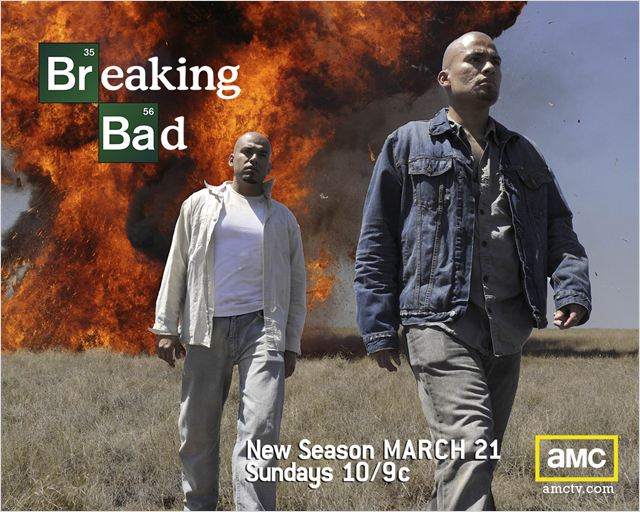 Breaking Bad : photo Daniel Moncada, Luis Moncada