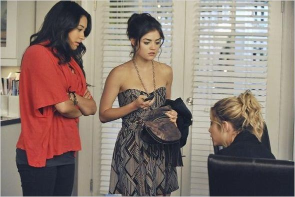 Photo Ashley Benson, Lucy Hale, Shay Mitchell