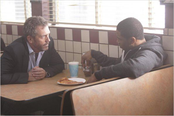 Dr House : photo Hugh Laurie, Kevin Phillips