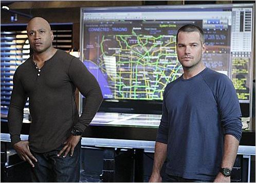 NCIS : Los Angeles : photo Chris O&#39;Donnell, LL Cool J