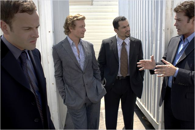 Dossier Smith : photo Franky G., Jonny Lee Miller, Ray Liotta, Simon Baker