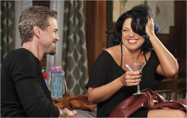 Grey's Anatomy : photo Eric Dane, Sara Ramirez