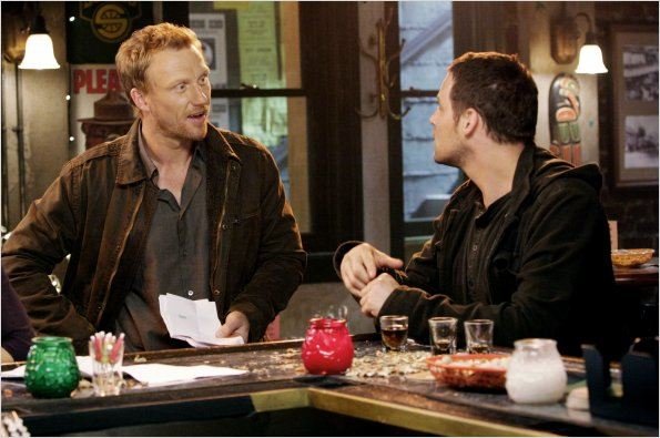 Grey's Anatomy : photo Justin Chambers, Kevin McKidd