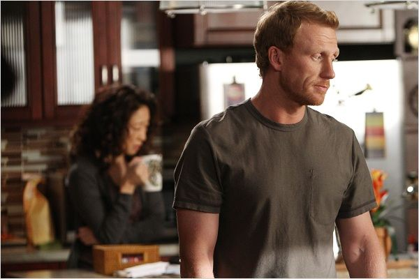 Photo Kevin McKidd, Sandra Oh