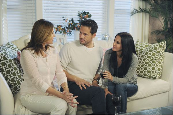 Cougar Town : photo Christa Miller-Lawrence, Courteney Cox, Josh Hopkins