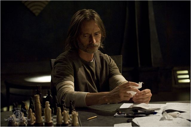 Stargate Universe : photo Robert Carlyle