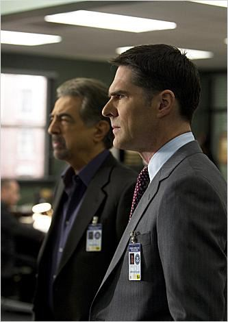 Esprits criminels : photo Joe Mantegna, Thomas Gibson