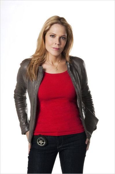 U.S. Marshals, protection de témoins : photo Mary McCormack