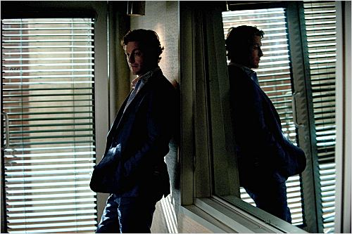 Mentalist : photo Simon Baker