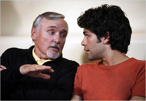 Entourage : photo Adrian Grenier, Dennis Hopper