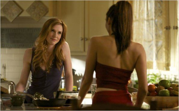 Vampire Diaries : photo Sara Canning