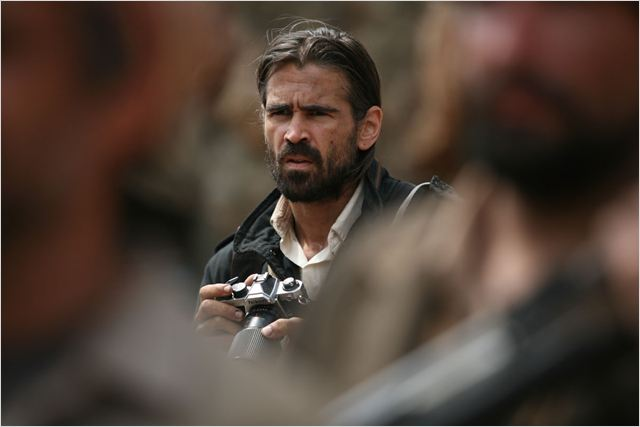 Eyes of War : Photo Colin Farrell, Danis Tanovic