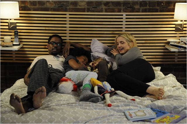 2 Days In New York : photo Chris Rock, Julie Delpy