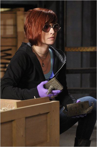Warehouse 13 : photo Allison Scagliotti