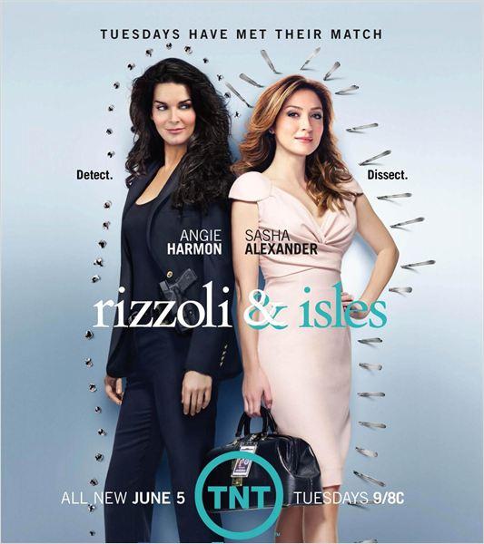 Rizzoli and Isles - Saison 3 en français