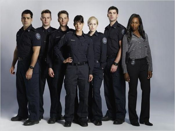 Photo Ben Bass, Charlotte Sullivan, Enuka Okuma, Gregory Smith, Missy Peregrym