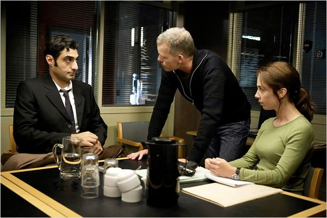 The Killing : photo Farshad Kholghi, Sofie Grabol, Søren Malling