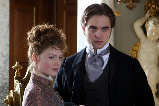 Bel Ami : photo Holliday Grainger, Robert Pattinson