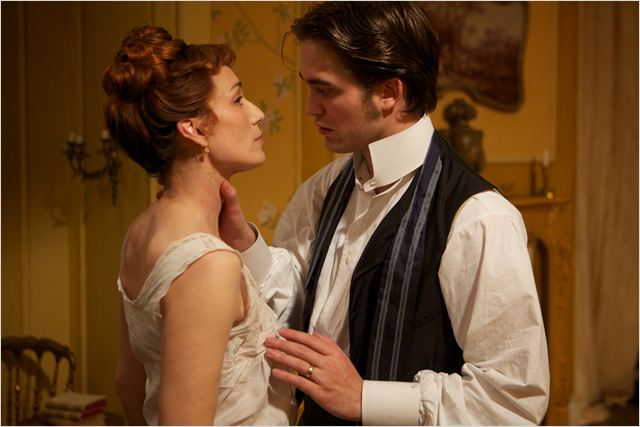 Bel Ami : Photo Kristin Scott Thomas, Robert Pattinson