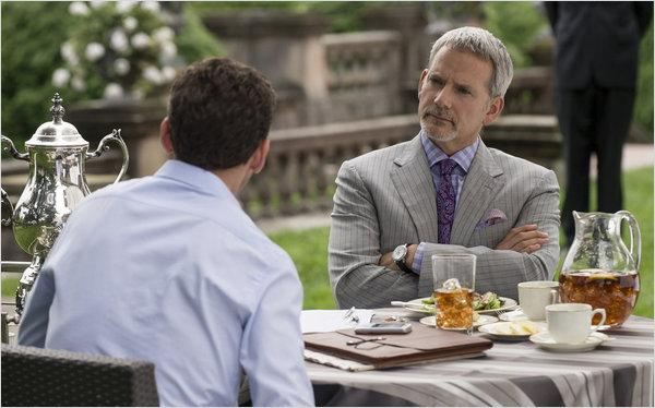 Royal Pains : photo Campbell Scott Michael, Mark Feuerstein