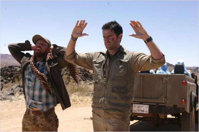Strike Back : photo Ewen Bremner, Richard Armitage